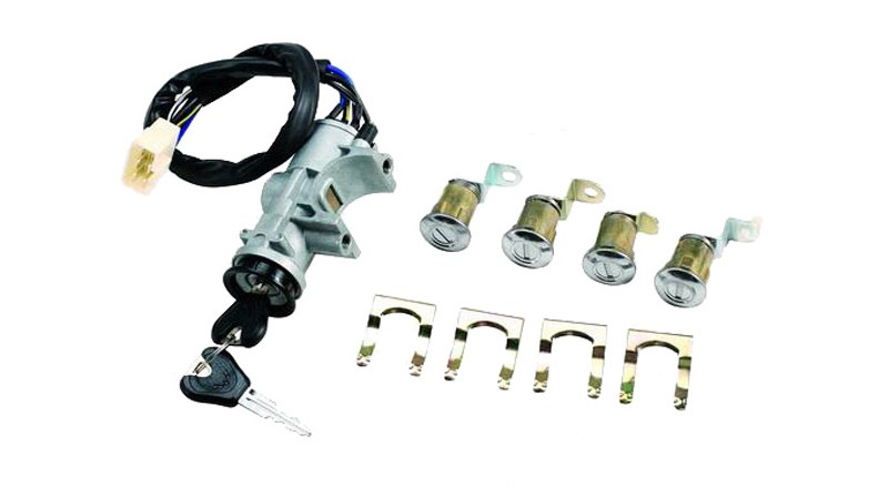Ignition switch and lock assembly