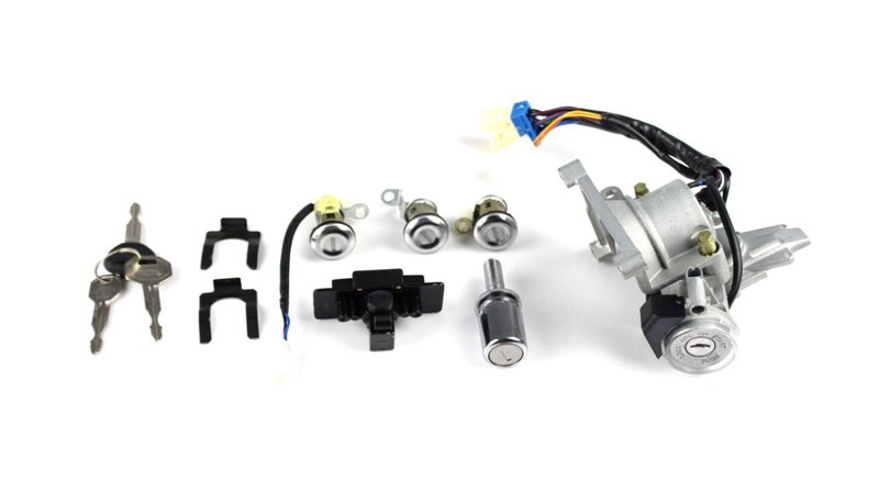 Ignition switch assembly