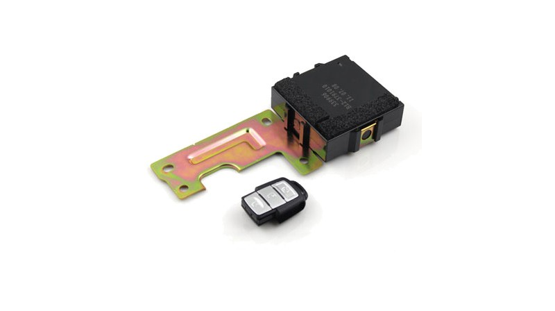 Simple remote control central control host