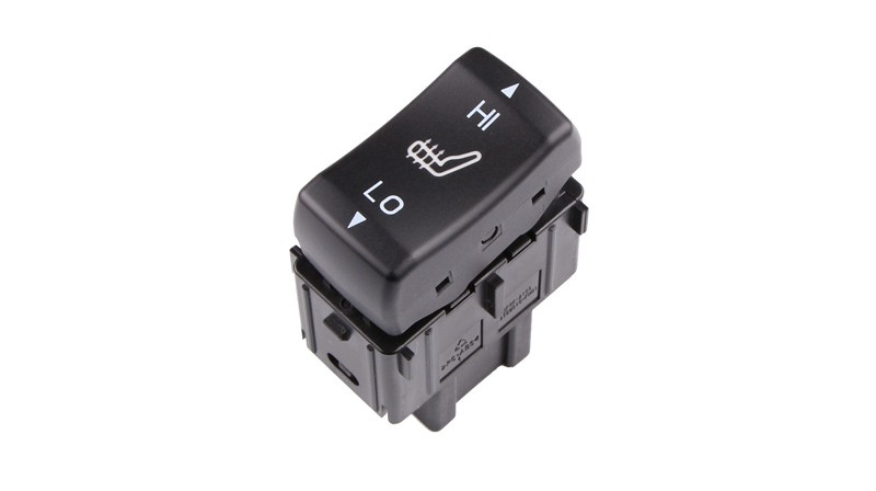 JK9102 - Seat Heating Switch (left) (3759010-FH01) - Dongfeng XiaoKang F506S