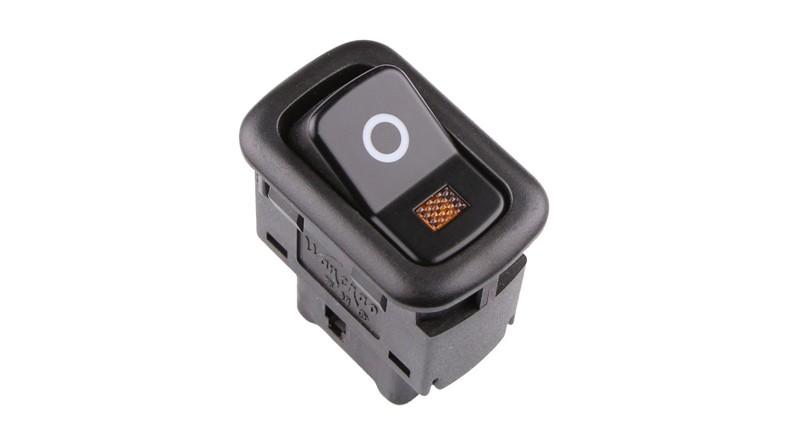 JK902IB - Power Switch (M31A-3750015) - Liuqi (JK902 Series)