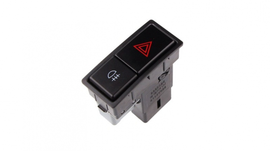 Push button switch module