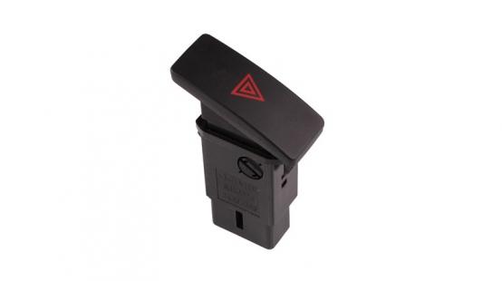 Danger warning light switch